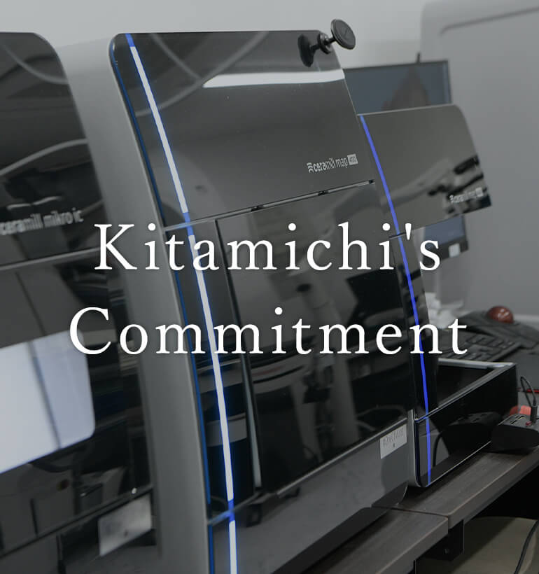 Kitamichi's Commitment