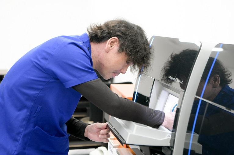 セラミルシステムで行う最先端ジルコニア治療