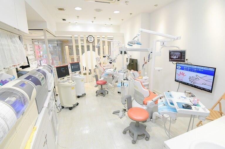 診療室(2階)