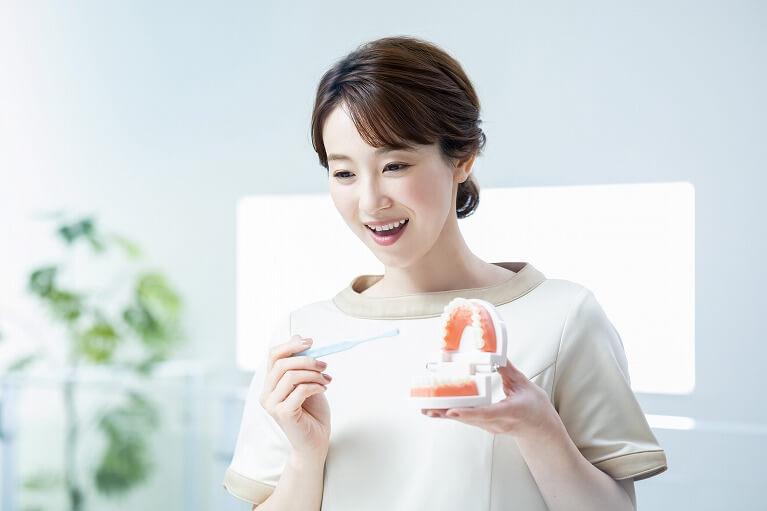 歯周病予防のセルフケア(ブラッシング)について