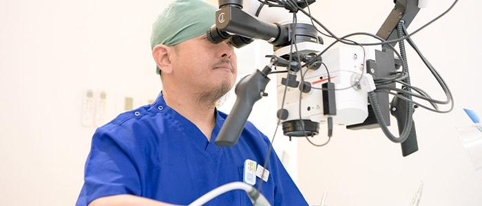 2万件以上の症例実績がある当院のCAD/CAMセラミック治療